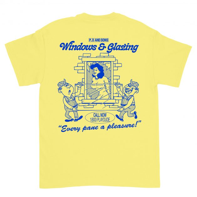 Playdude-Glazing-Tee-Banana