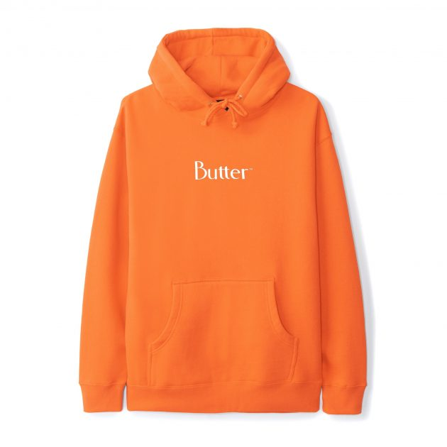 Butter-Goods-Classic-Logo-Pullover-Hood-Orange