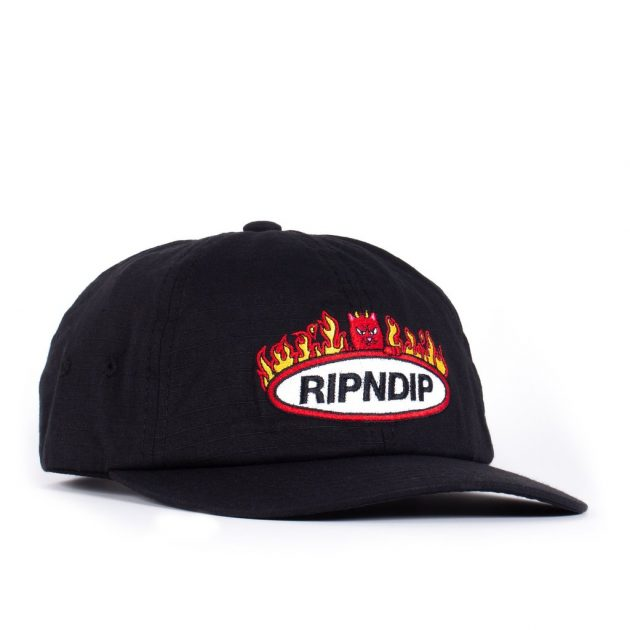Rip-N-Dip-Welcome-To-Heck-Strapback