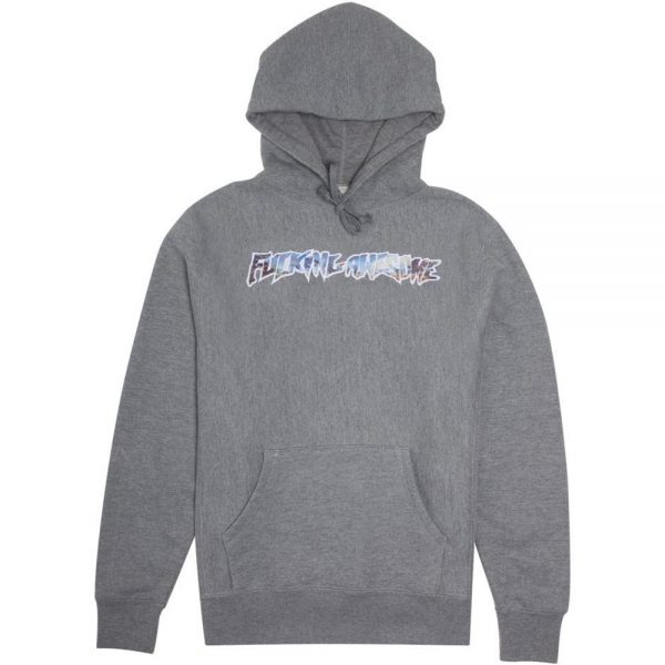 fucking-awesome-extinction-hoodie-heather-grey