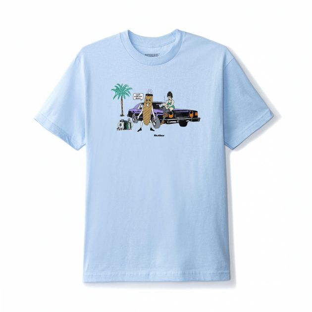 Cigar-T-Shirt-Powder-Blue-1