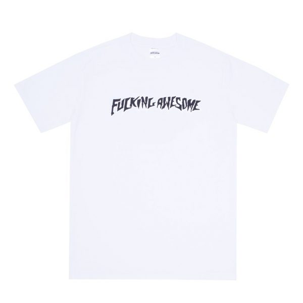 Fucking-Awesome-Puff-Outline-Logo-Tee-white