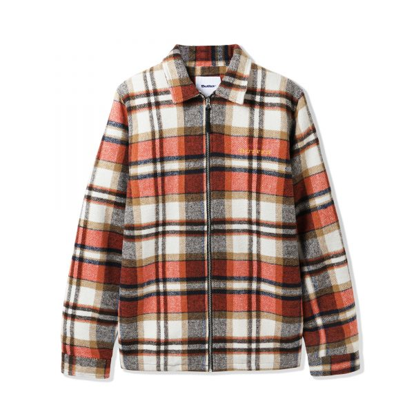 Flannel-Plaid-Over-Shirt-Natural-Rust-Brown-1