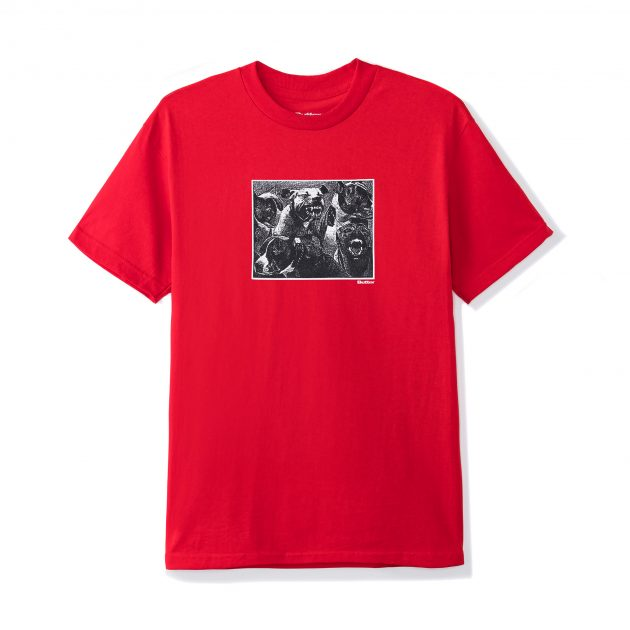 Forgive Tee Red 1