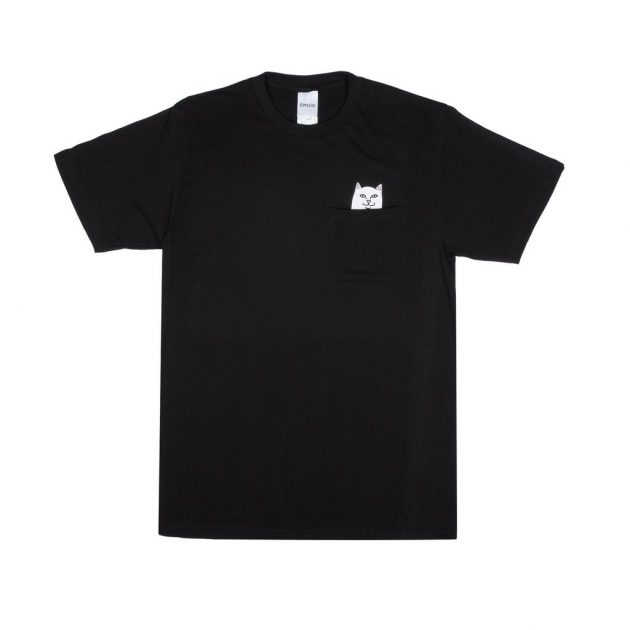 ripndip-Lord-Nermal-Pocket-Tee-Black
