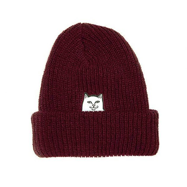 ripndip-Lord-Nermal-Ribbed-Beanie
