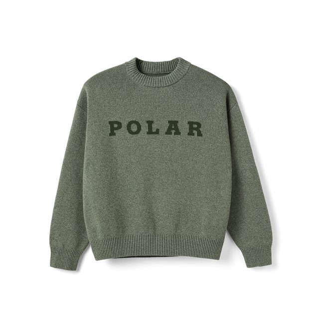 POLAR-KNIT-SWEATER-GREEN-1