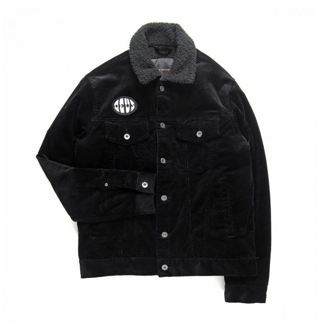 deus-ex-machina-Mikey-Oversized-Trucker-Phantom-Black