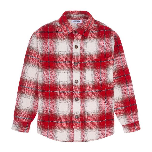 fucking-awesome-Heavy-Flannel-overshirt-Red