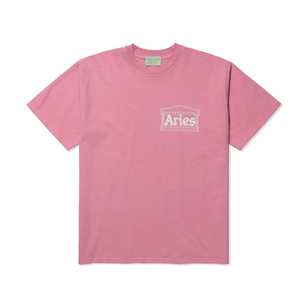 Aries-Temple-SS-Tee-pink