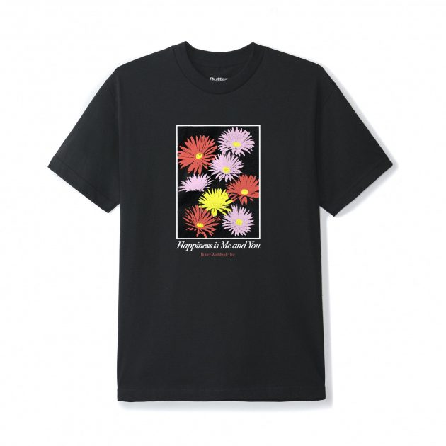 butter-goods-Happiness-Tee-Black