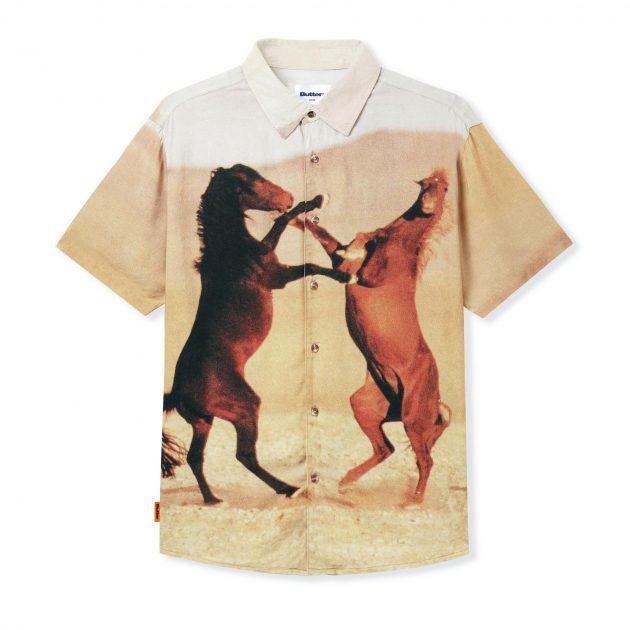 butter-goods-Horses-SS-Shirt