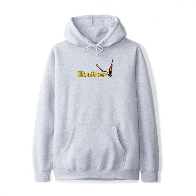 butter-goods-Match-Pullover- Heather-Grey