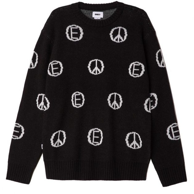 obey-discharge-sweater