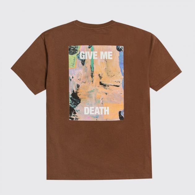 reception-clothing-SS-Tee-Liberty-Chocolate-Brown