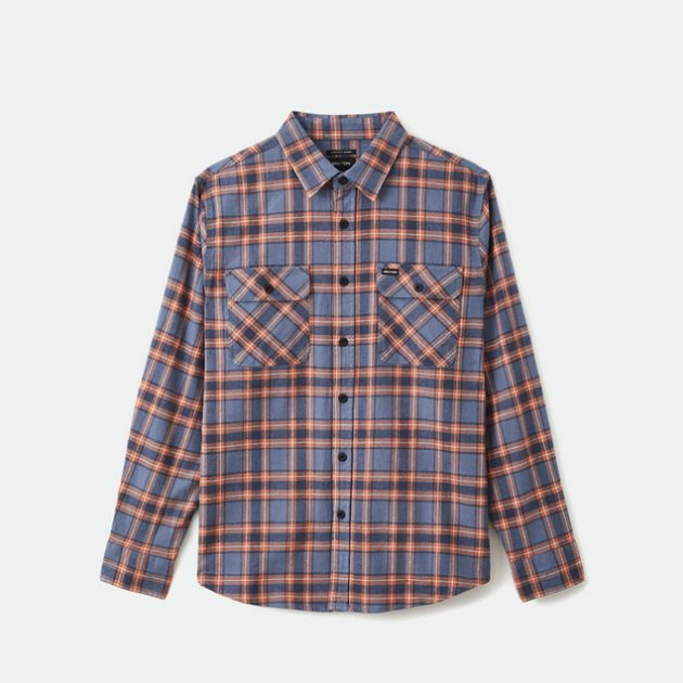 brixton-bowery-stretch-l-s-crossover-flannel-slate-blue